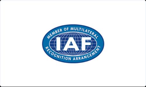Member Of Multilateral Recognition Arrangement